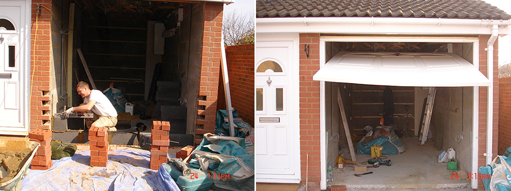 Garage Conversions by your Local Builder